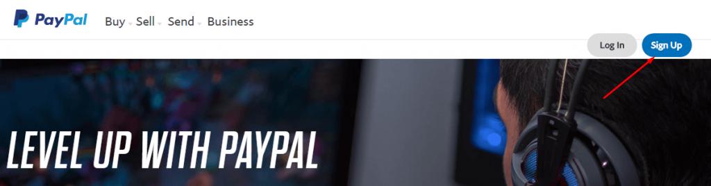 đăng ký tài khoản Paypal | goccuaphu.com