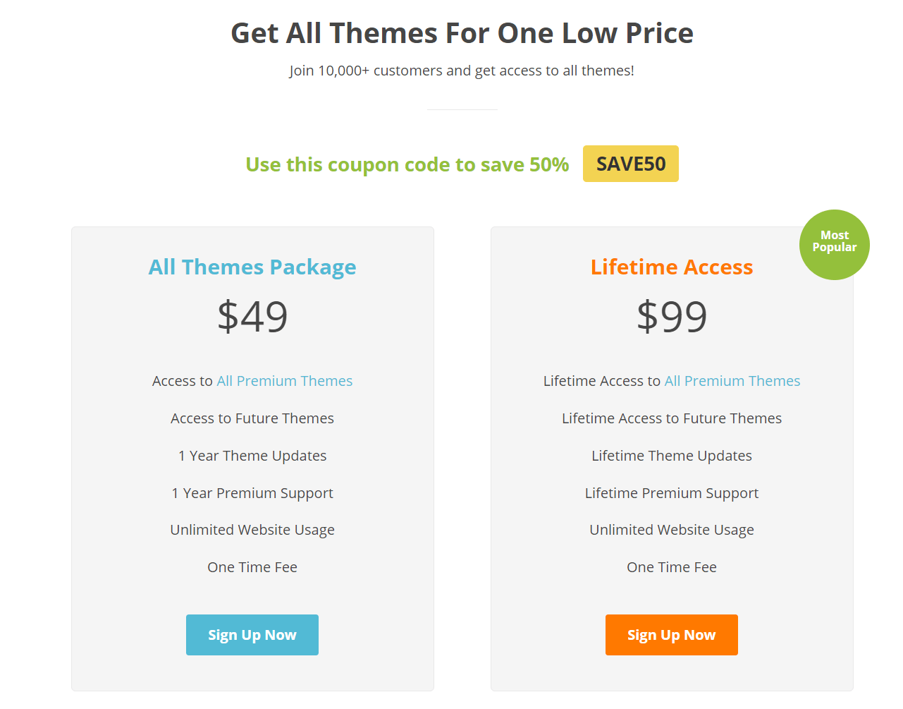 coupon happy theme giảm 50%
