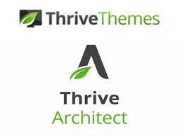 thrive architect công cụ tuỳ biến website cực mạnh