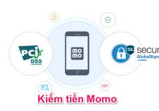 Hướng dẫn kiếm tiền online với momo