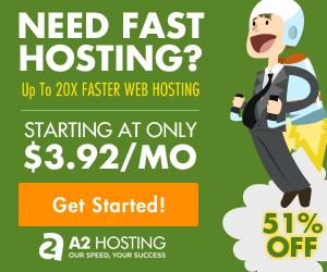 a2 hosting fast hosting