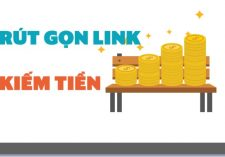 rút gọn link kiếm tiền uy tín