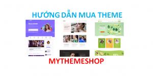 Hướng dẫn mua theme của mythemeshop