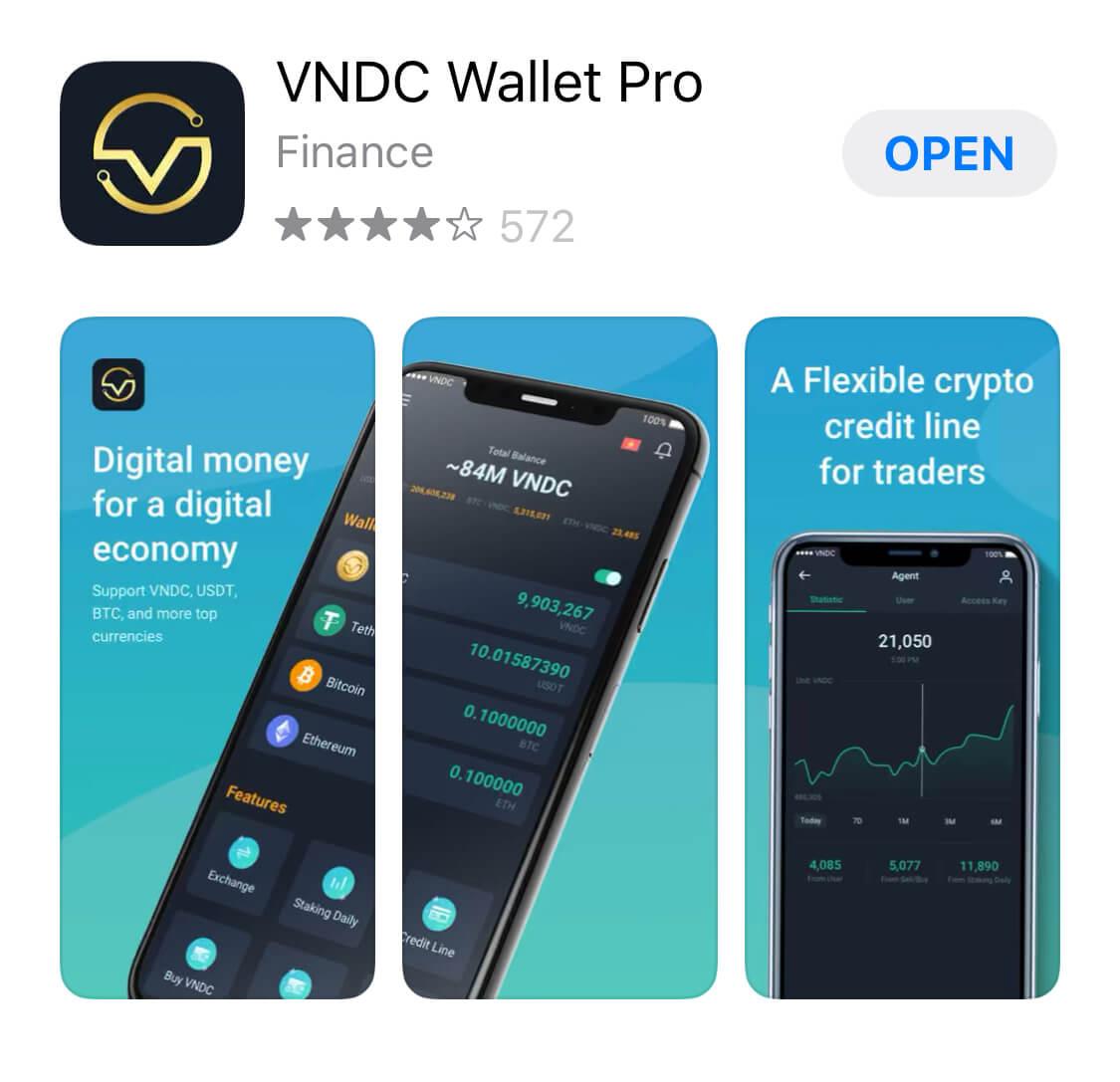 Ứng dụng kiếm tiền trên điện thoại VNDC